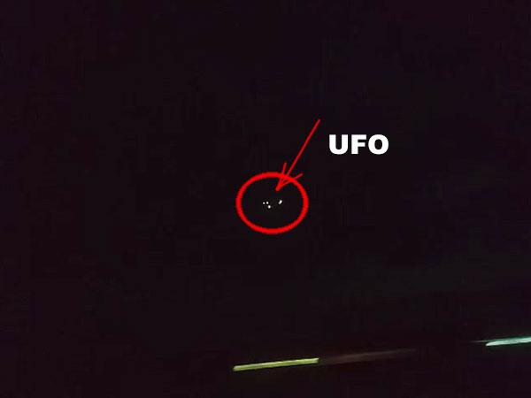 Кое-что про НЛО