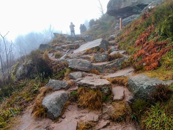 Восхождение на гору Донон