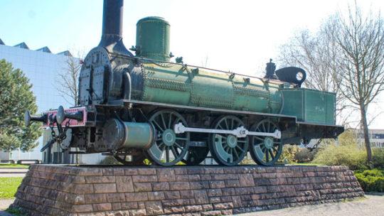 Музей железнодорожного транспорта — 2