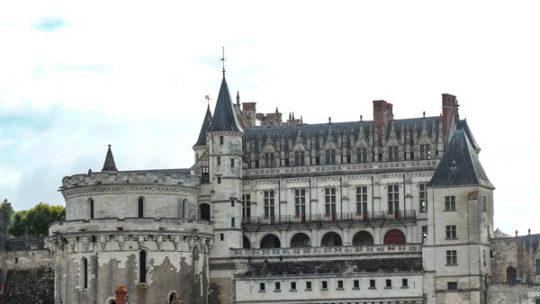 Замки Луары — день третий
