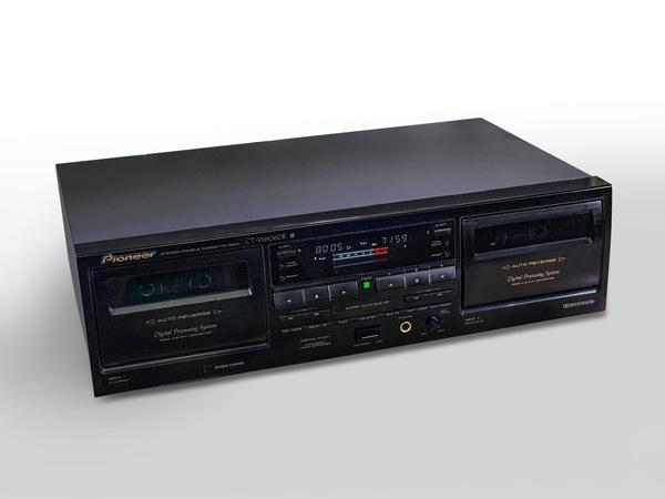 Ремонт кассетной деки Pioneer CT-W606DR